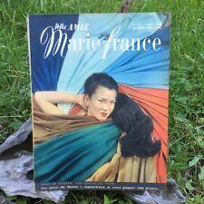 Votre Amie Marie France  N°155 - 4 Novembre 1947 - Ancien Magazine Français