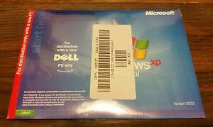 Microsoft Windows XP Professional Reinstallation CD Pack 1a 2002 OS NEW SEALED
