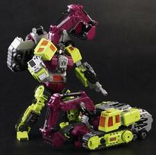 Transformation KO GT Navvy of Devastator Figure Toy