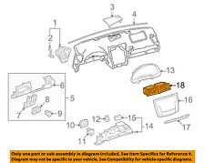 55670-53020-C0 Toyota Register assy, instrument panel, no.3 5567053020C0, New Ge