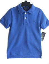 Ralph Lauren Patternless Short Sleeve Shirts (2-16 Years) for Boys