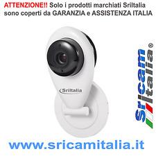 ONVIF Ip Camera Telecamera  No Dns Wifi Motion Supporta Micro SD 128GB wireless