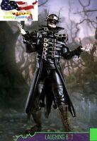"1/6 Dark Nights The Batman Who Laughs Laughing Bat Joker 12"" Hot figure toy❶USA❶"