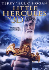 LITTLE HERCULES IN 3D (DVD)
