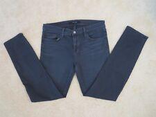 J Brand Skinny Leg Jeans Size 29 Dare Dark Gray Wash
