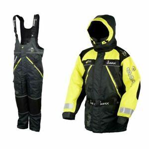 IMAX Atlantic Race Floatation Fishing Suit -Jacket + Bib & Brace ALL SIZES