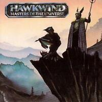 Hawkwind : Masters of the Universe CD (1989) ***NEW*** FREE Shipping, Save £s
