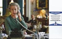 Helen Mirren Signed 8X10 Photo - Beckett BAS