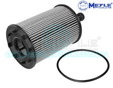 Meyle Oil Filter, Filter Insert with seal 100 115 0000
