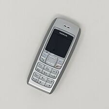 Nokia 1600 - Big Button Mobile Phone - Grey - Working Condition - Unlocked