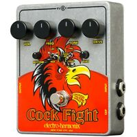 Electro-Harmonix CockFight Cocked Talking Wah and Fuzz Guitar Effect Pedal EHX