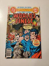 World's Finest 253 (Dollar Comic) FN