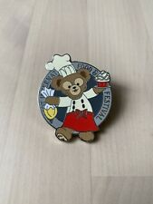 Epcot Food and Wine Festival Mystery Disney Pin Duffy