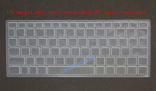 Keyboard Silicone Skin Cover Protector for IBM Lenovo xiaoxin Air 12 laptop