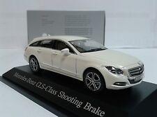 Norev 1:43 Mercedes Benz CLS Shooting Brake C218 diamond white bright B66960113