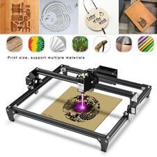 Mini Machine de Gravure laser Découpe CNC DIY Bureau Graveur 2500MW Cutte Kit EU