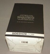 Sideshow R2-D2 Unpainted Prototype Figure Star Wars SDCC Exclusive NEW