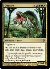 GODSIRE Shards of Alara MTG Gold Creature — Beast MYTHIC RARE