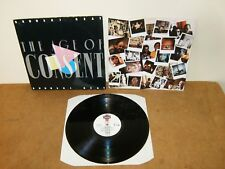 BRONSKI BEAT : THE AGE OF CONSENT - HOLLAND LP 1984 with inner- LONDON 820 171 1