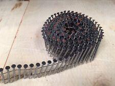 2.5X50MM clavos de bobina de alambre liso