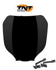 Tete de fourche plaque CROSS Noir pour HONDA KTM SHERCO