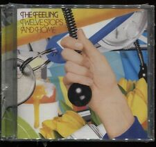 CD THE FEELING TWELVE STOPS AND HOME 2006 SEALED