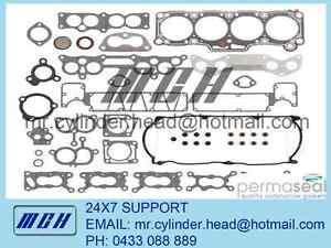 Mazda E2000 B2000 929 626 FE F8 1.8L 2.0L 4cyl Permaseal VRS Head Gasket Kit Set