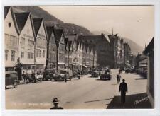 More details for bergen - bryggen: norway postcard (c39945)