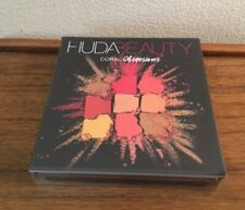 Brand New! HUDA BEAUTY Obsessions Eyeshadow Palette Coral