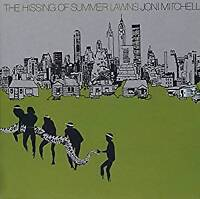 Joni Mitchell - The Hissing Of Summer Lawns (NEW CD)