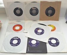 Ferlin Husky Country 45 RPM Vinyl Records Lot of 10 Huskey