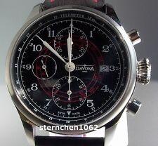Davosa * Vintage Rallye  Pilot Chronograph * Ref.161.008.56