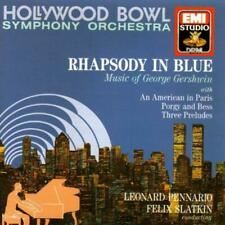 Hollywood Bowl Symphony Orchestra: Rhapsody In Blue: Music Of George Gershwin CD