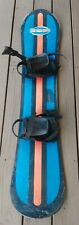 New listing Vintage Old Esp Snowboard Very Unique Board Could Be Redone Or Painted Read