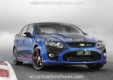 2014 FORD FPV FG GT F GTF A3 POSTER AD ADVERT ADVERTISEMENT / 8 TO CHOOSE FROM