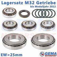Lagersatz M32 Getriebe 25mm Reparatursatz Opel Astra H J Z17DTJ Z17DTH NP430273