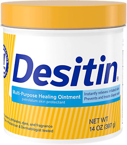 Desitin Multipurpose Baby Ointment with White Petrolatum for Treatment & Relief