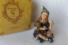 Boyds Bears The Dollstone Collection Yourth Is Not A Question Of Years Fig. Nib
