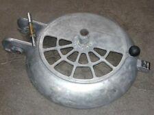 Hobart Vcm 40 Stainless Steel Vertical Chopper Cutter Mixer Bowl Lid Withpin
