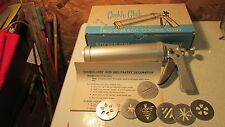 Cookie Chef Cookie Gun Set  No. 90