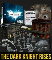 Batman DC Miniature Game Knight Models The Dark Knight Rises