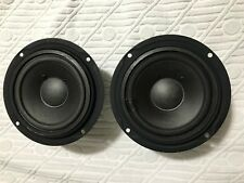 Pioneer CS-99 Speakers Mid-range Driver pair, tested, excellent condition