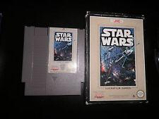 Nintendo NES - star wars - boxed