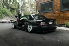 BMW E36 Cabrio SPOILER / WING (drag wing, not ducktail, drift) BY MUSK CUSTOMS