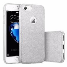 New Luxury For iPhone 7 / 7Plus Ultra Thin Crystal Bling Glitter Hard Cover Case