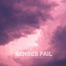 SENSES FAIL - PULL THE THORNS FROM YOUR HEART (LIMITED VINYL)  VINYL LP NEW
