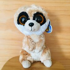 1116fef9f8e Used Ty Beanie Boos ~ REBEL the Meerkat (6 Inch) WITH TAGS RARE