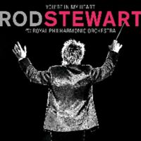 Rod Stewart with the RPO - You're in My Heart - New 2CD Album