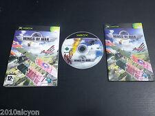 JEU Microsoft XBOX : WINGS OF WAR  (Gathering COMPLET envoi suivi)