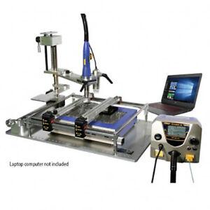Hakko FR811-SET Complete SMD Hot Air Rework System, 120 VAC, 820 W